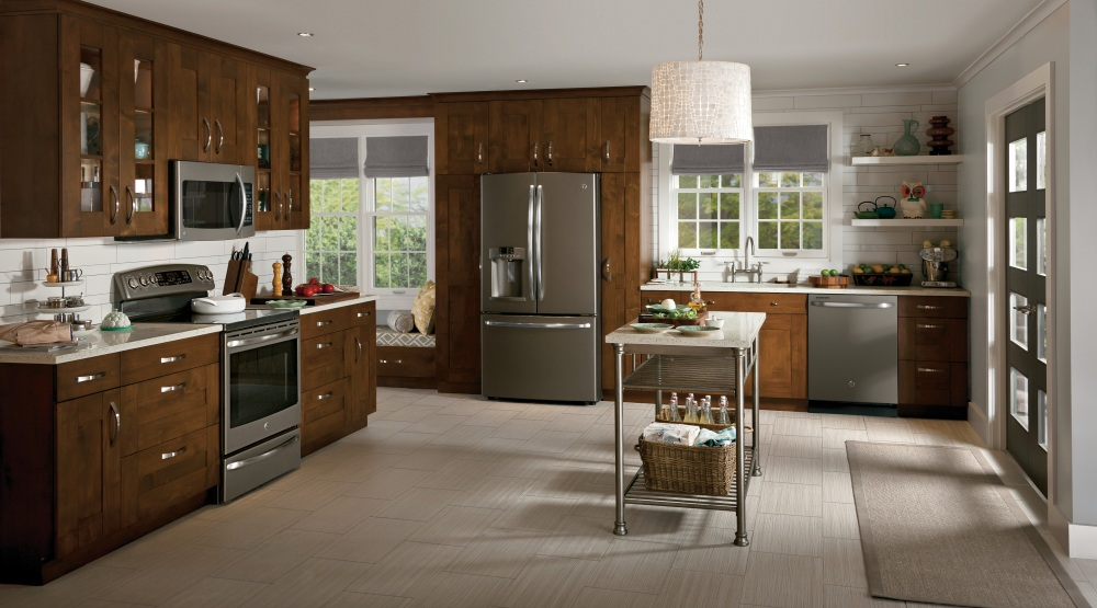 Ge Appliances New Slate Appliances Available At Goedeker S