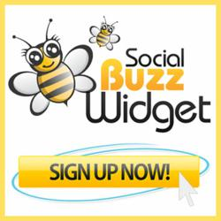 Social Buzz Widget Logo Square