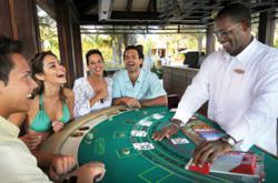 Atlantis The Cove Bahamas Poolside Casino