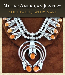 Fall Fashion Report Native American Jewelry Coming Up in a Big Way