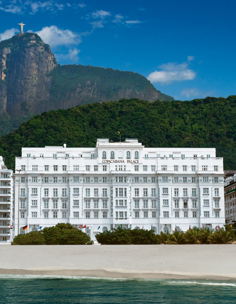 The leading hotels of the world introduces hotels with vip for Copacabana hotel