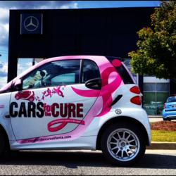 Donate to win a FREE SMART CAR!!