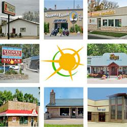 Solar Stores