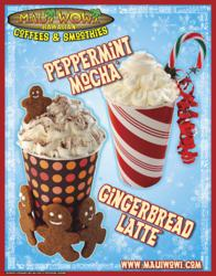 Maui Wowi Hawaiian Limited-Time Offer Espresso Drinks!