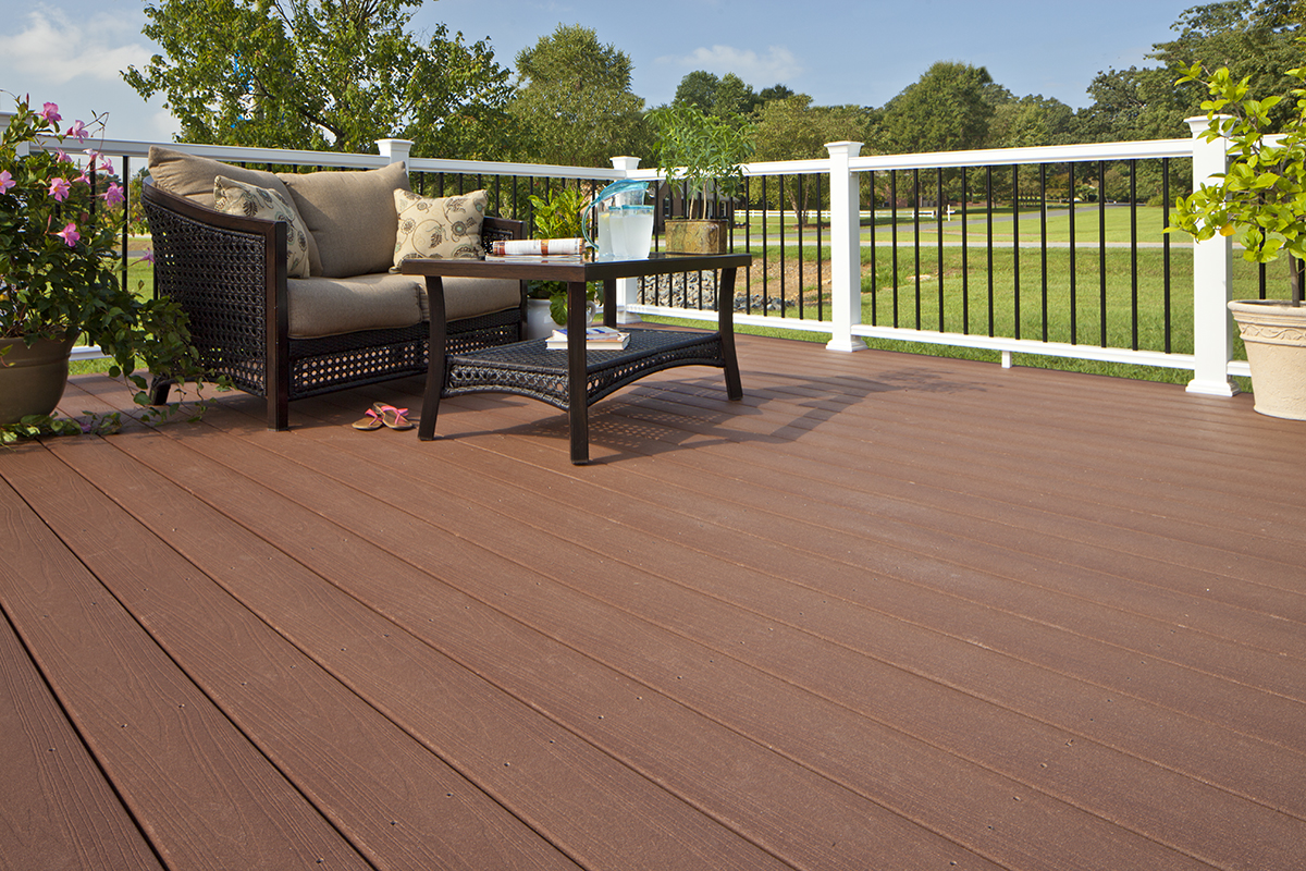 Fiberon introduces new decking and railing products for 2013 for Fiberon ipe decking prices