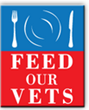 Feed Our Vets Seeks Americans' Help as a Post-Holiday Decline in Donations Hurts Hungry Veterans and Their Families