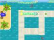 "Baby Snakes ""Pirate Island"" playing level"