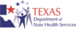 Official Logo of the Texas State Dept. of Health Services, Austin TX