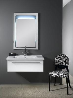 Backlit Mirrors for a Modern Bathroom are Introduced by HomeThangs ...