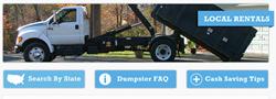 Dumpster Rentals in Asheville, NC