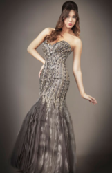 Mac Duggal Pageant Dresses at RaeLynn's Boutique in Indianapolis