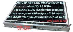 Titan 500 watts