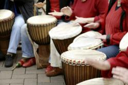 Corporate Drum Circle Facilitator for Corporate Drumming Events