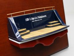 transom ship model