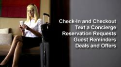Mosio's Text Messaging Solutions for Hotels and Resorts