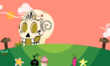 Sugar Skull House in Furdiburb the virtual pet