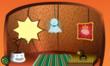 Halloween-Themed Furniture in Furdiburb the virtual pet
