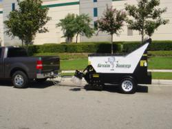 Towable Street Sweeper