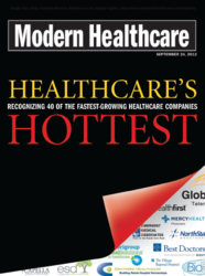 Innovative Services, Inc. Recognized by Modern Healthcare ...