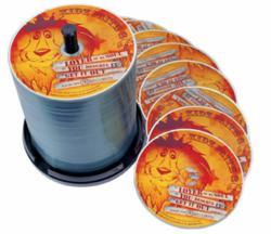 Printed CDs