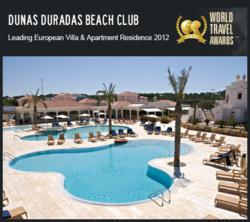 Dunas Douradas Beach Club Awards