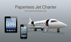 The smarter jet charter method by Paramount Business Jets