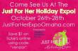 Metabolic Research Center JUST FOR HER Holiday Expo Coming October...