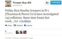 Twitter | WSP Trooper Guy Gill