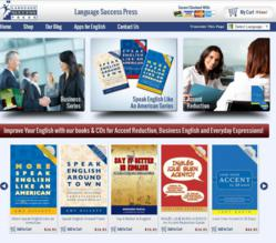 Language Success Press' newly re-designed website