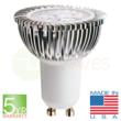American-made LED PAR16 Light Bulb Now Available with GU10 Base
