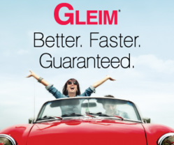 With over 40 years of helping candidates pass, Gleim can help you pass your RTRP Exam better, faster, guaranteed!