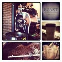 A little taste of Roast Coffee & Tea Trading Company