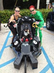 Special Batman Family Costuming