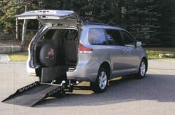LIFT AIDS, INC. Offers AutoAbility Wheelchair Accessible Vans