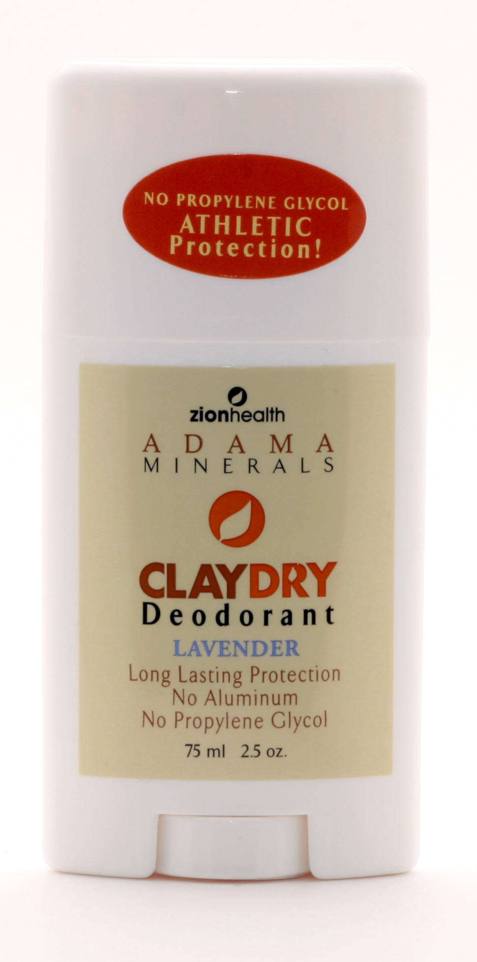Deodorant Without Aluminum Natural Foods Store
