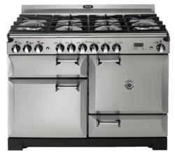 "AGA Legacy 44"" Kitchen Range in Stainless Steel"