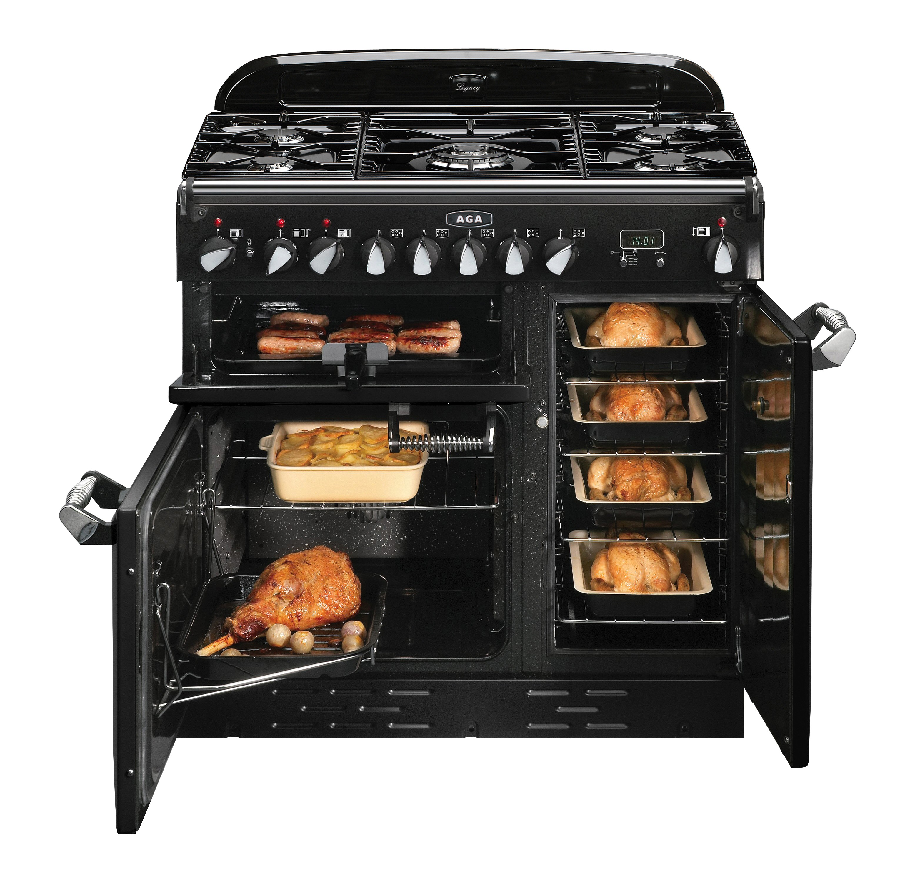 Stoves Kitchen Appliances ~ Homethangs introduces special package deal on aga