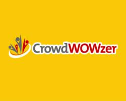 CrowdWOWzer Funds Artistic & Development Projects