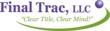 Final Trac Integrates with AccuTitle Software in Seamless Release...