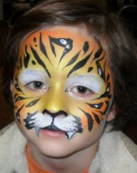 Animal Face Painting Designs Quotes