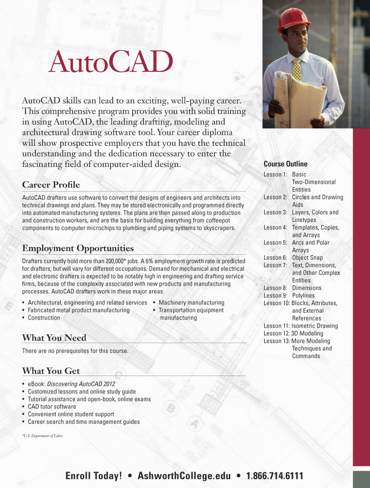 certification for autocad training online course introduced at ...