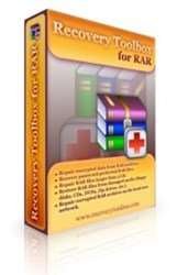 Repair damaged RAR archives, save data from corrupted RAR