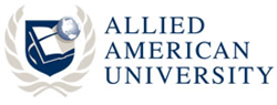Allied American University logo