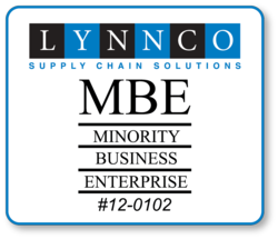 LynnCo Supply Chain Solutions, Inc. Awarded Minority-Owned Business Enterprise Certifications