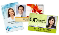 Custom Photo ID Cards from IDenticard