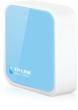 TP-LINK 150 Mbps Wireless N Nano Router