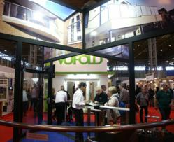 Balcony Systems Stand at Grand Designs Birmingham October 2012