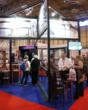 Balcony Systems Stand at Grand Designs at the NEC Birmingham October 2012