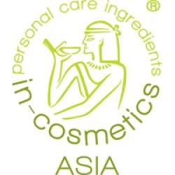 in-cosmetics ASIA logo
