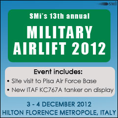 Military Airlift 2012